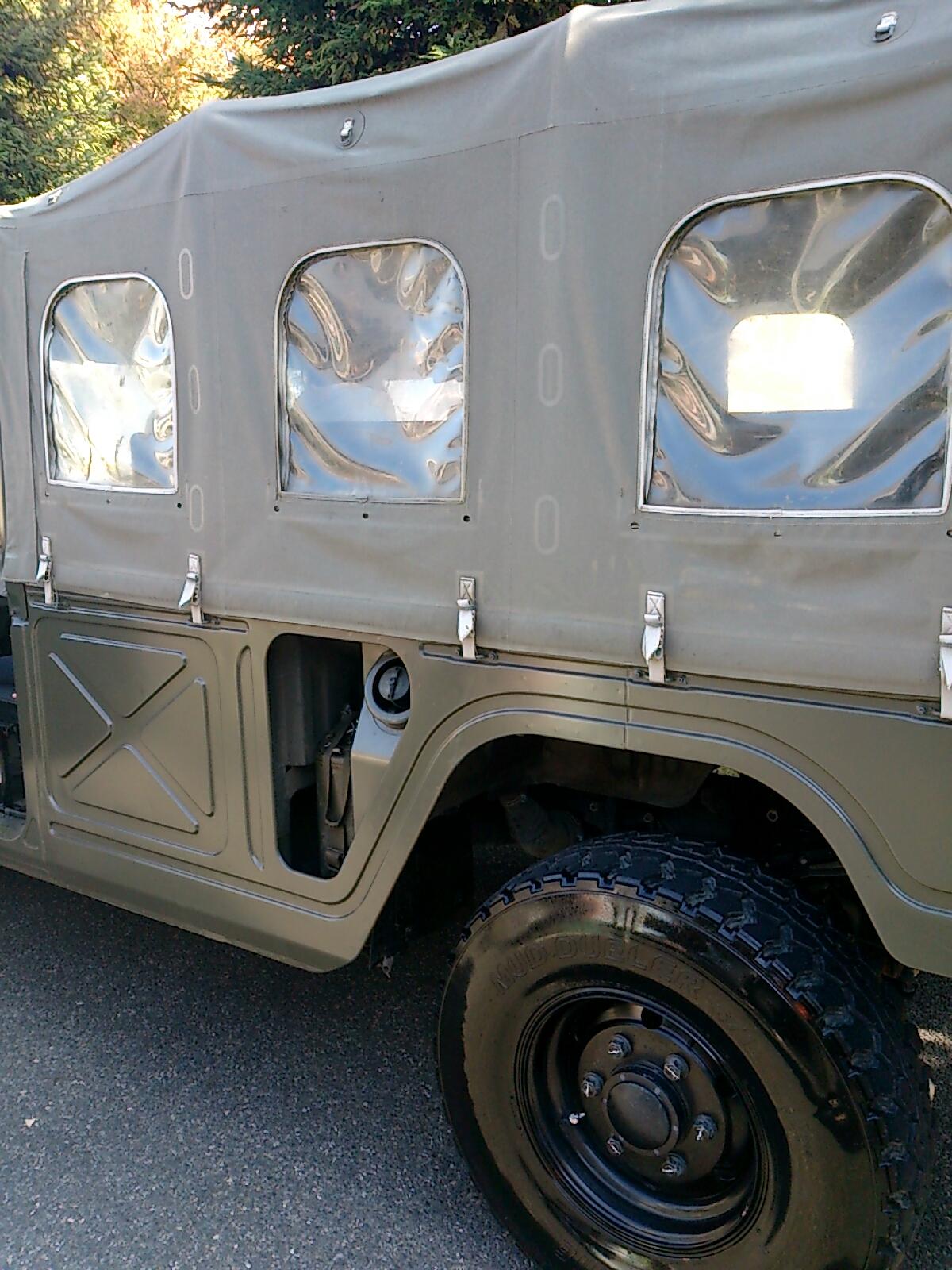 自衛隊車両2