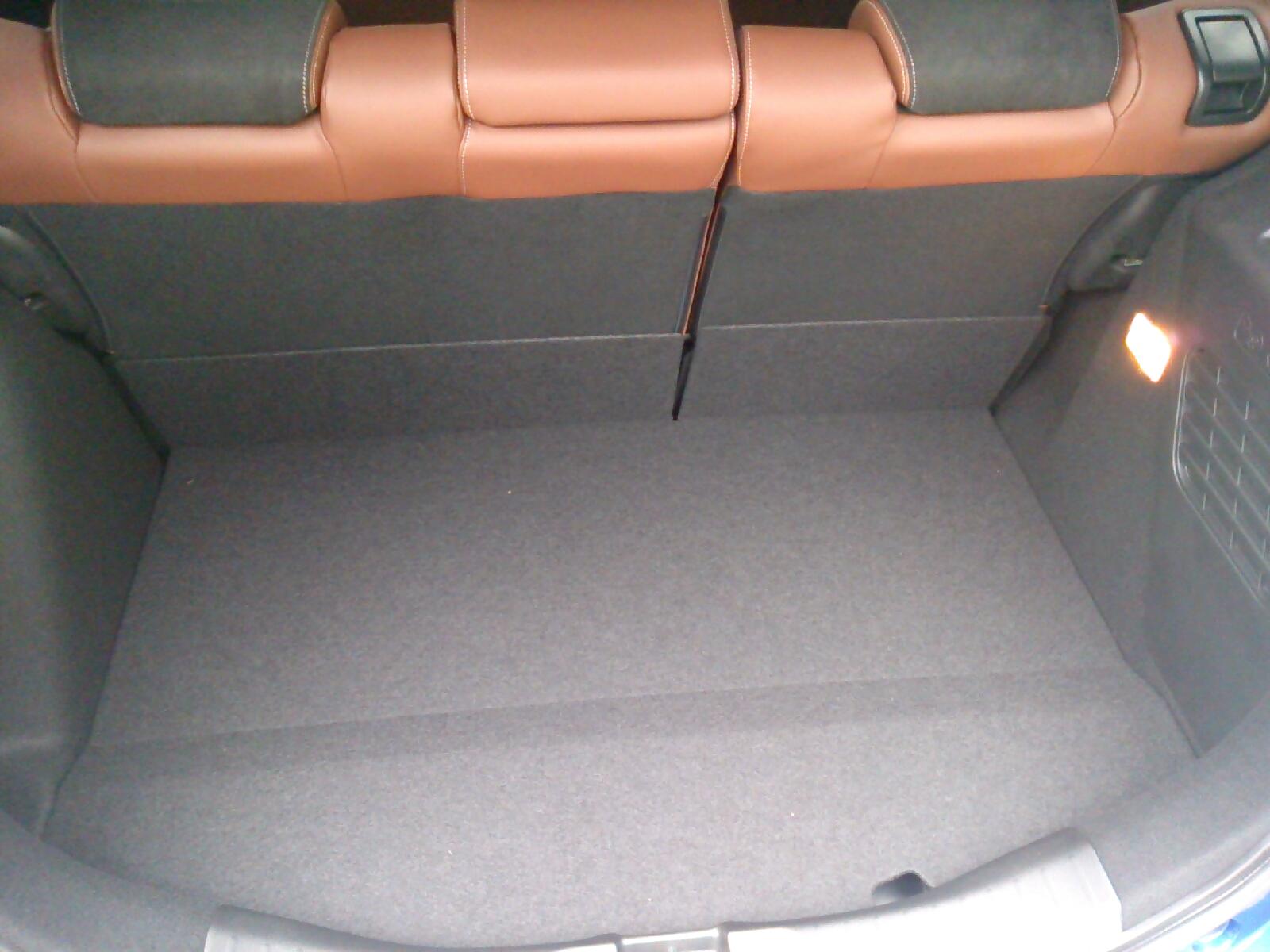 FIT3 MC トランクボックス
