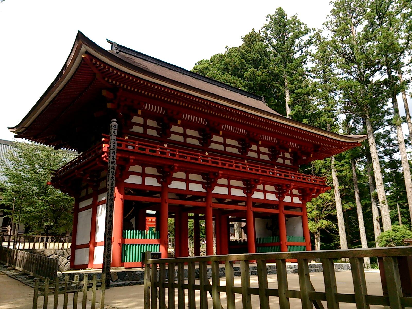 高野山のお寺3