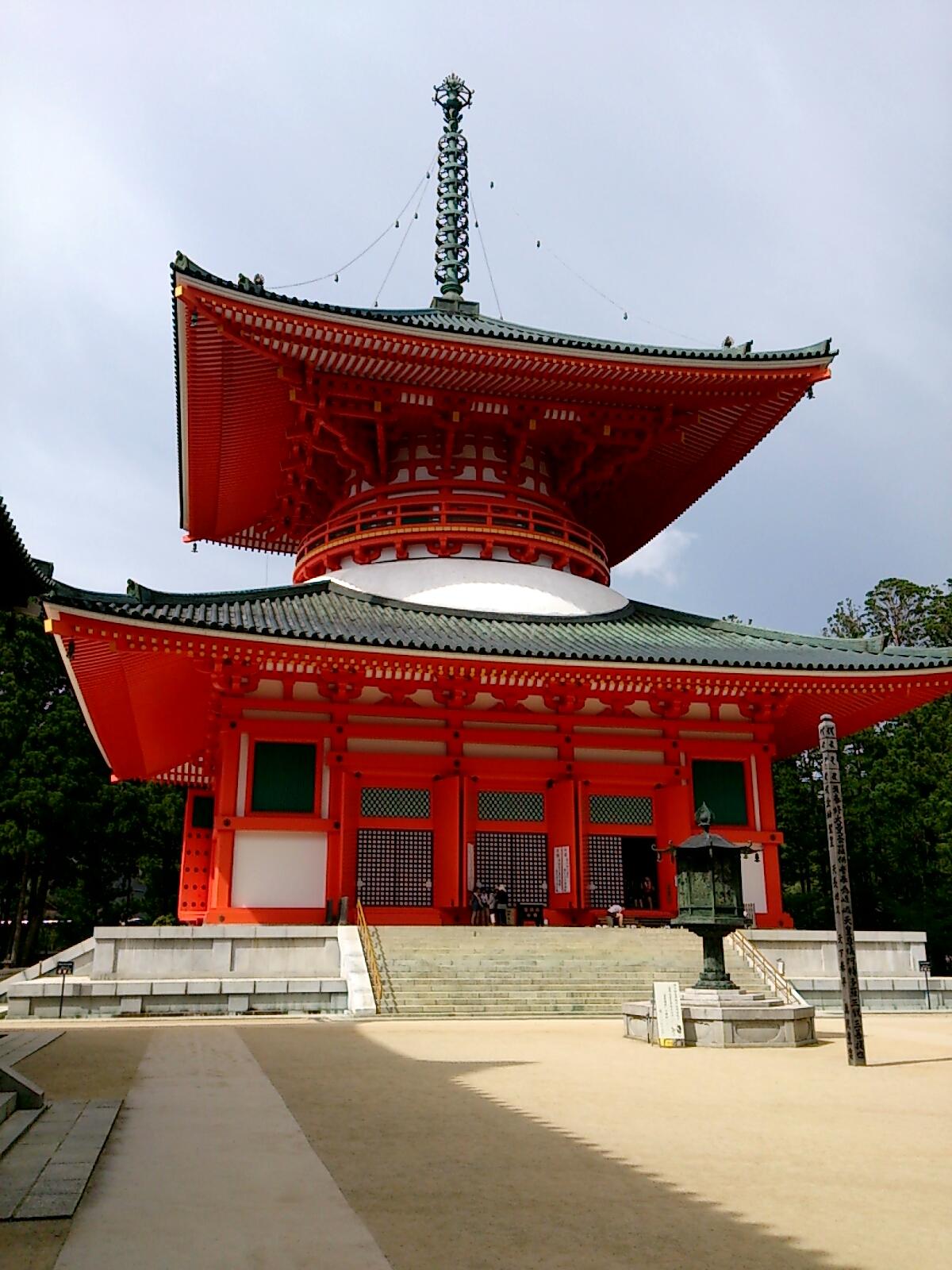 高野山のお寺5