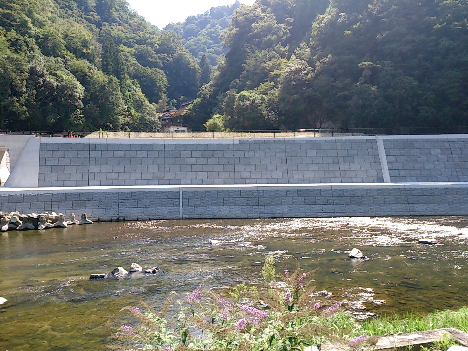 武庫川の整備2