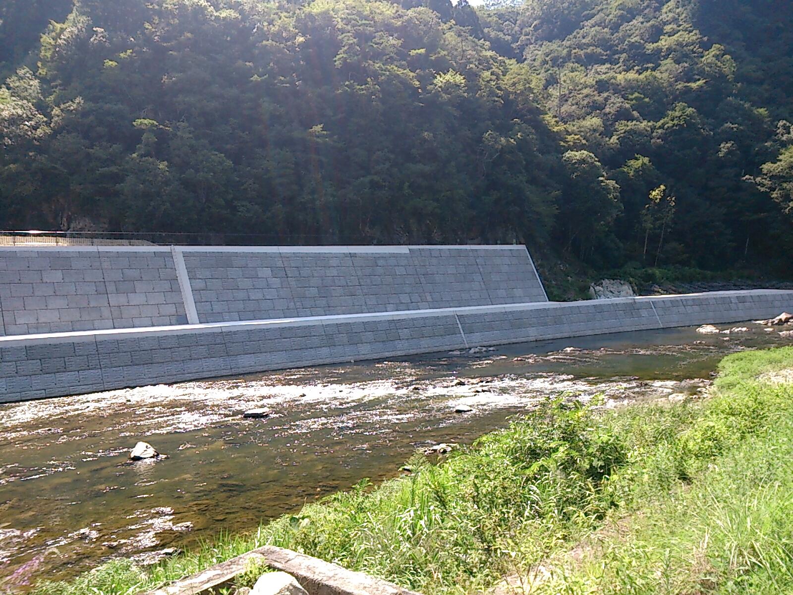 武庫川の整備3