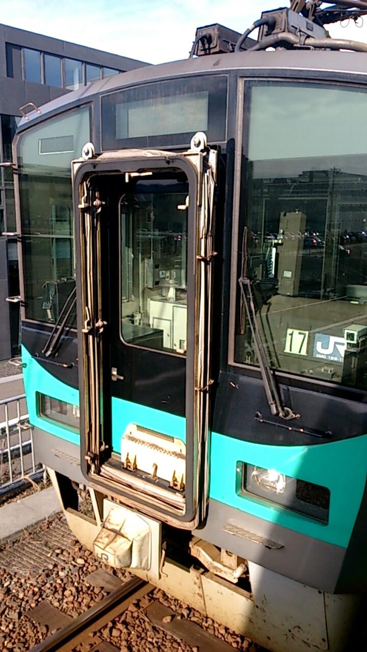 小浜線電車