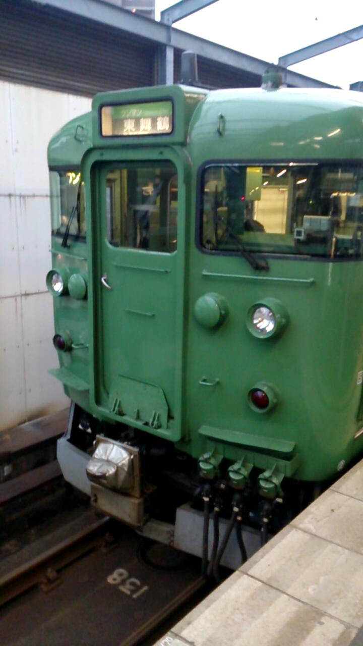 舞鶴線電車