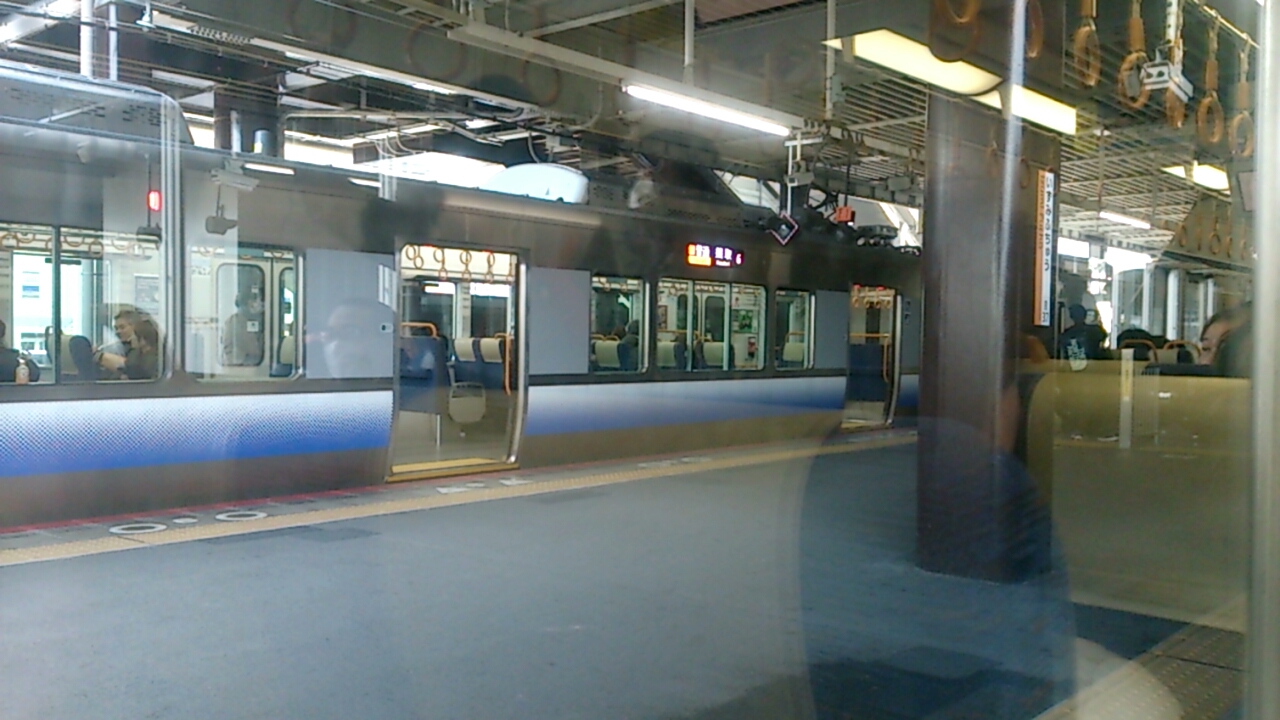 阪和線★和泉府中駅