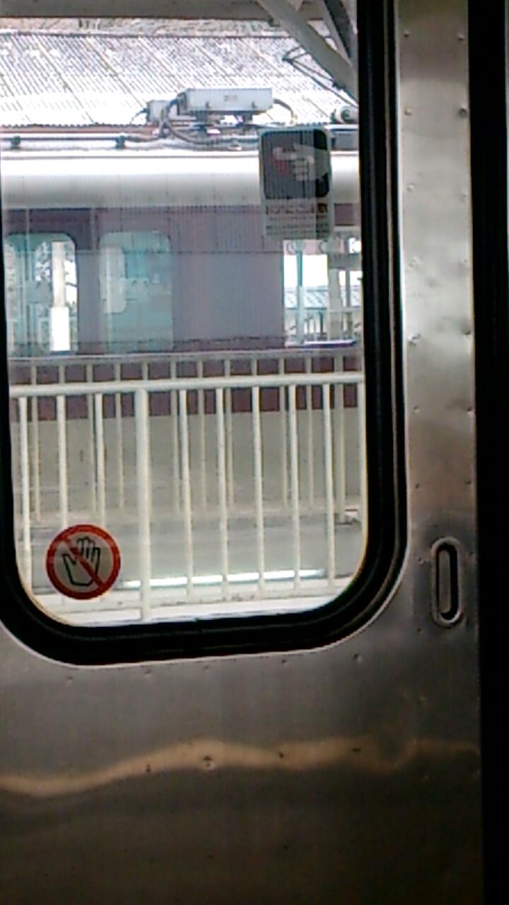 和歌山線★吉野口駅