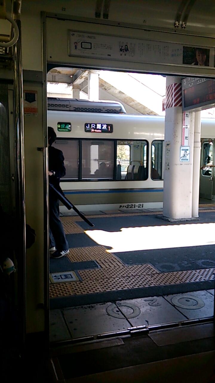 和歌山線★高田駅