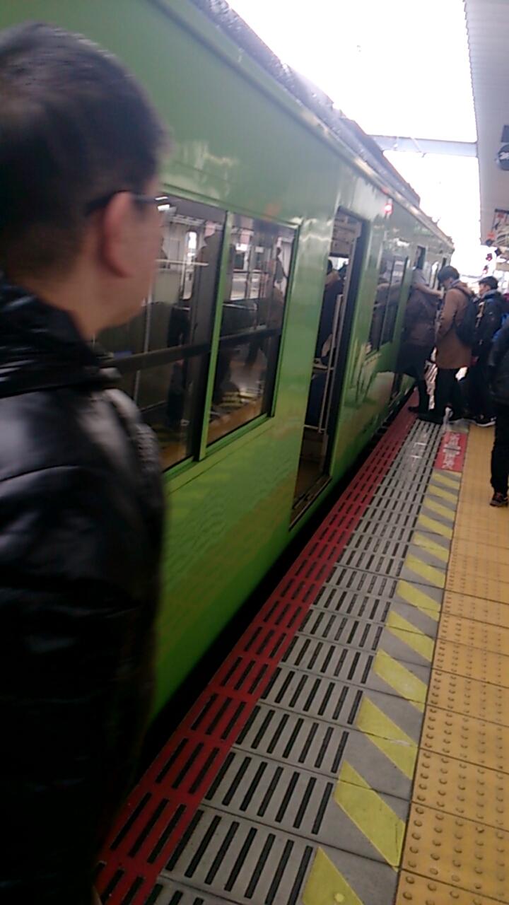 奈良線★奈良駅