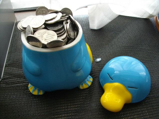 100円専用貯金箱
