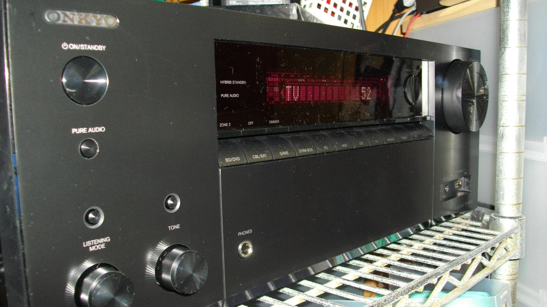 TX-NR656 AVアンプ