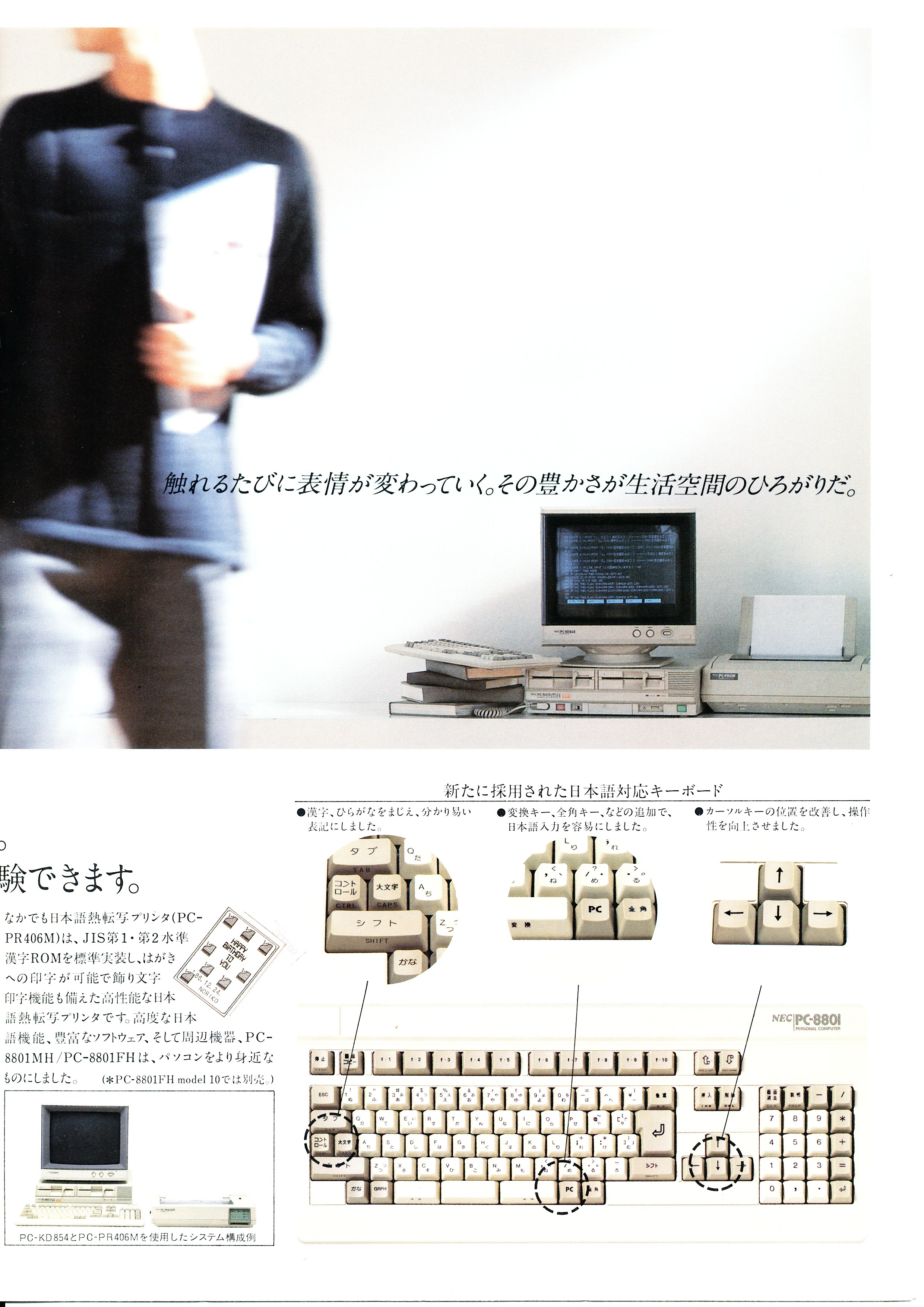 PC-8801MH/FH P5