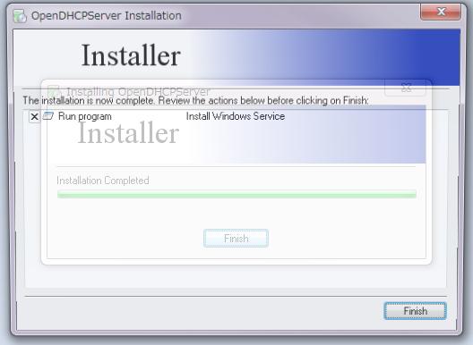 ods install 3