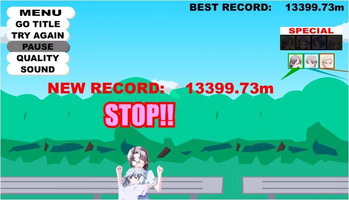 nanaca+crash High Score